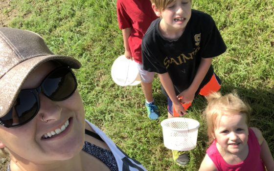 Our first U-Pick farm experience-Mouth Watering Blackberry Cobbler Recipe