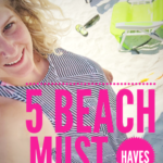 Our trip to North Carolina-5 Beach Must-Haves