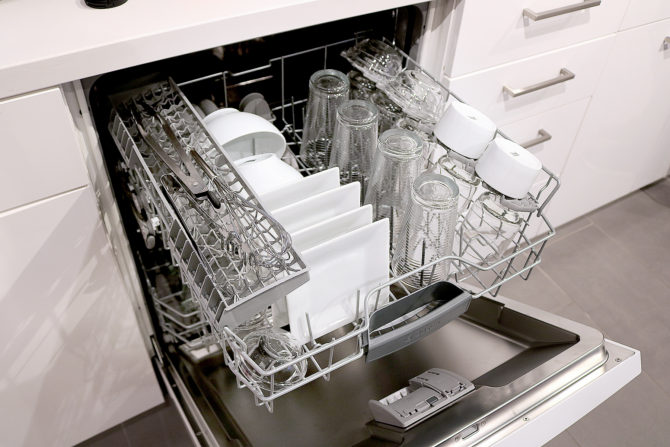 I hate doing the dishes!