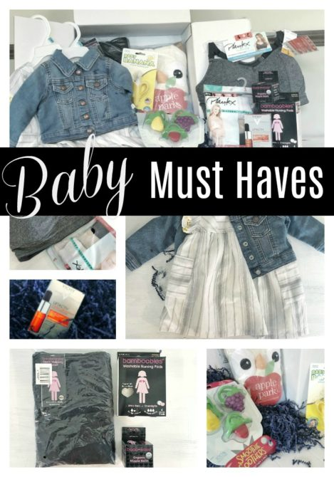 Baby Must Haves | Pink & Blue Bable Boxx