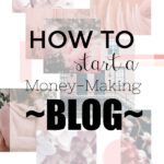 HOW TO START A SUCCESSFUL ​BLOG