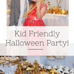 My Solution to Halloween Chaos-Winter Princess Halloween Party