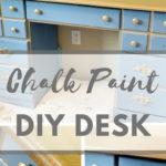 Desk Make-Over (DIY)