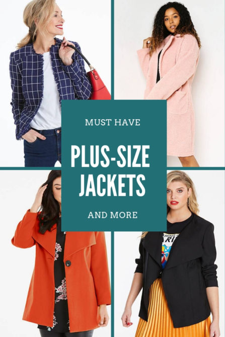 Plus-Size Jackets for Women