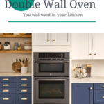 The Double Wall Oven you will want in your kitchen.