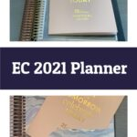 Getting my life on track again… EC Planner 2021