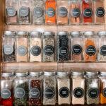 Let's get organized-Spice Jars